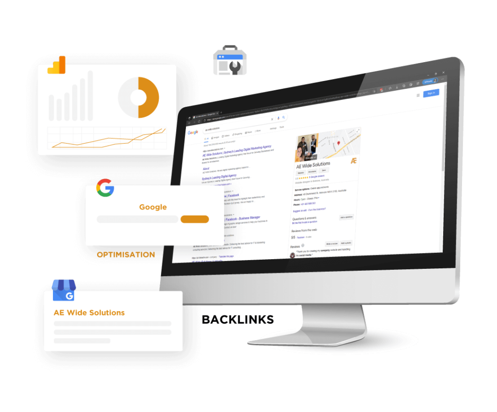 search engine optimisation ae wide solutions
